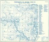 Township 4 N., Range 2 W., Ruley, Yankton, Spitzenberg, Honeyman, Columbia County 1956